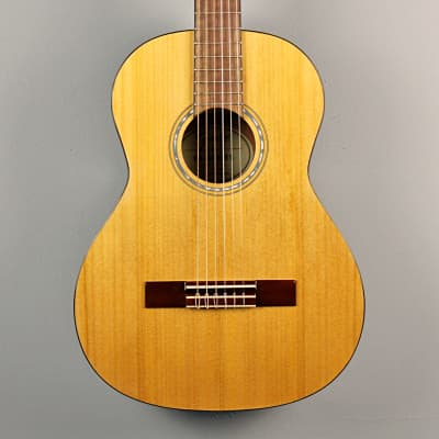 Fender FA-15N 3/4 Nylon String (2020, Natural)