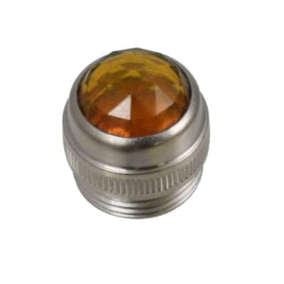 AllParts Amber Amp Jewel Lens