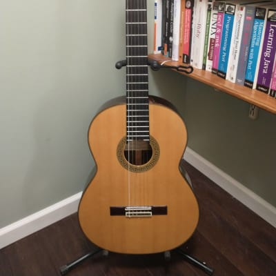 2009 Pavan TP-30 Spruce Top Classical Guitar for sale