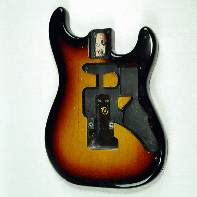 Fender Elite Stratocaster Body 1983 - 1984