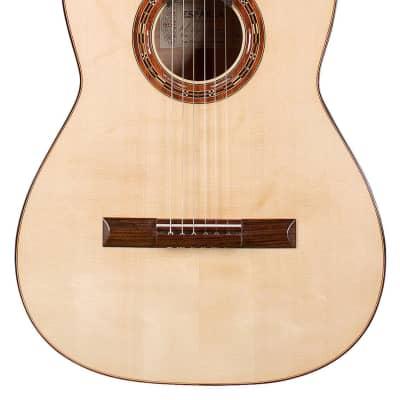 Monica Esparza 2019 Classical Guitar Spruce/Maple for sale