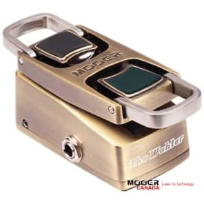 Mooer MMW Micro Series Compact 'The Wahter' Mini Wah Wah Guitar Effects Pedal