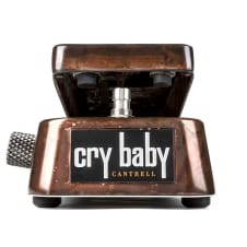 Dunlop JC95 Jerry Cantrell Signature Cry Baby Wah Electric Guitar Effects Pedal