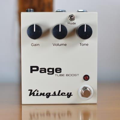Kingsley Page Tube Boost V1 for sale