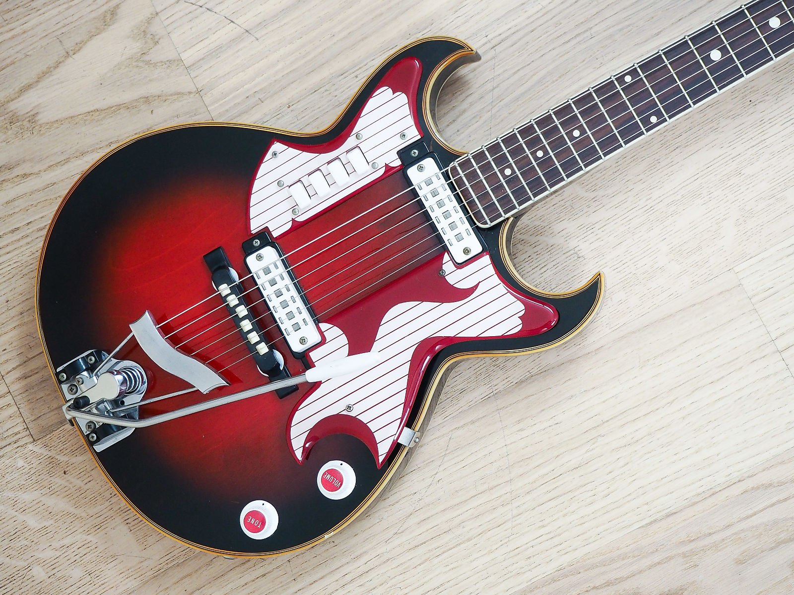 Something vintage hollow body electric