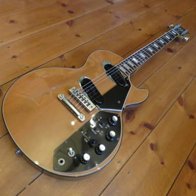 Gibson Les Paul Recording 1976 Walnut for sale