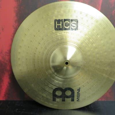 Meinl HCS 20″ Ride Cymbal
