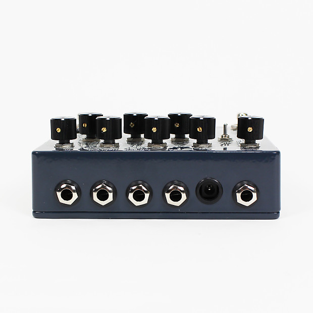 used walrus audio descent reverb pedal cream city music reverb. Black Bedroom Furniture Sets. Home Design Ideas