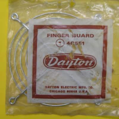 Dayton 4C551 Finger Guard For Fan