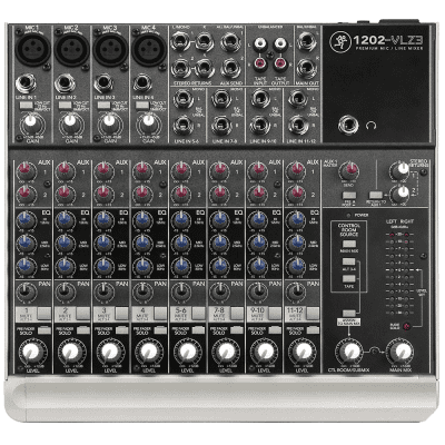 1202-VLZ3 12-Channel Mic / Line Mixer
