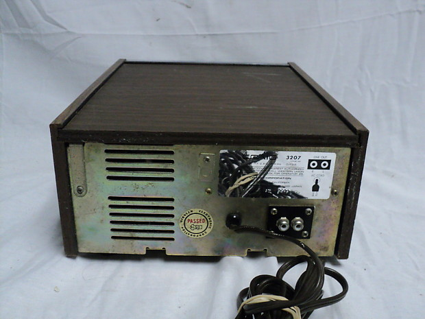 Vintage Craig Pioneer 3207 Solid State Stereo 8 Track