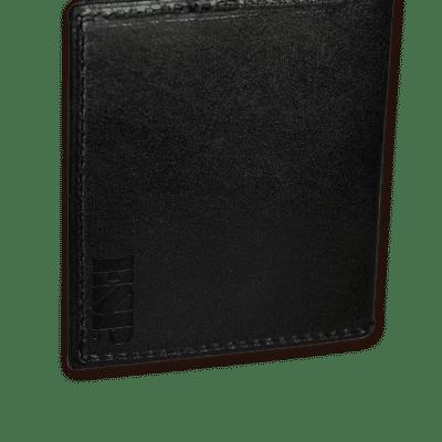 ESP Genuine Leather Pick Wallet Black