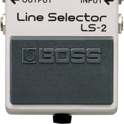 Boss LS-2 Line Selector for sale
