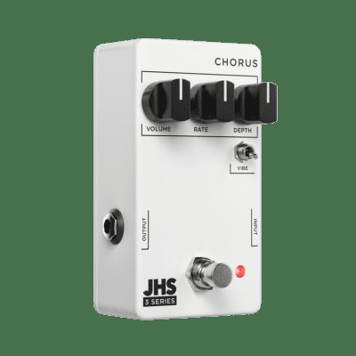JHS 3 Series Chorus 2021 White