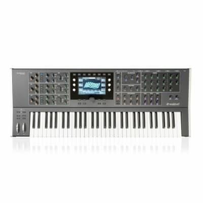 Waldorf Quantum 8 Voice Hybrid Polyphonic Synthesizer