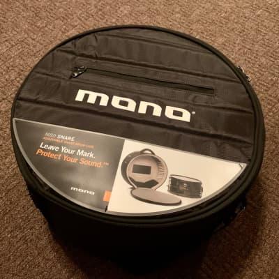 Mono M80 Snare Case 2021 Black