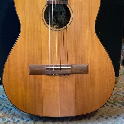 Hopf Vintage Classical Guitar ??? Natural for sale