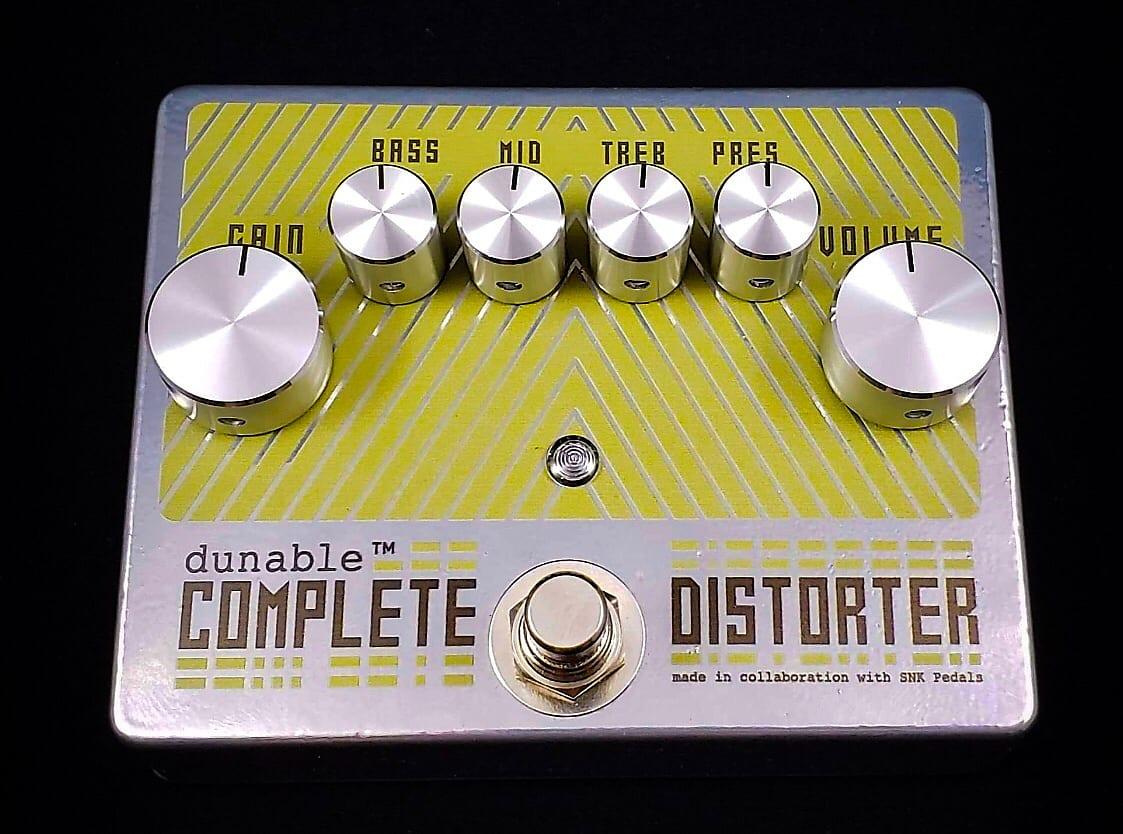 Dunable  Complete Distorter 2019