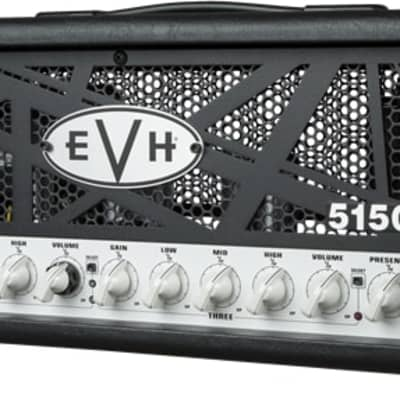 EVH 5150 III 50W All Tube 6L6 Amplifier Head, Model #2253010010  - Black for sale