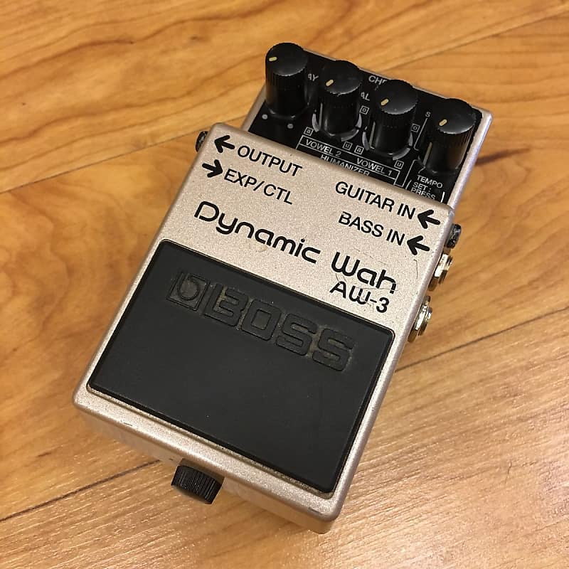 boss dynamic wah aw 3 billy o 39 s dynamite music reverb. Black Bedroom Furniture Sets. Home Design Ideas