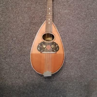 Bruno Lyra Brand Mandolin 1940's? for sale