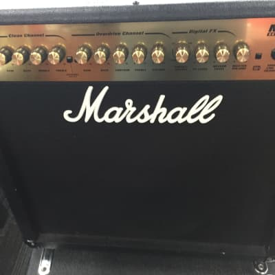 Ongekend Marshall MG50 DFX | Reverb PD-42