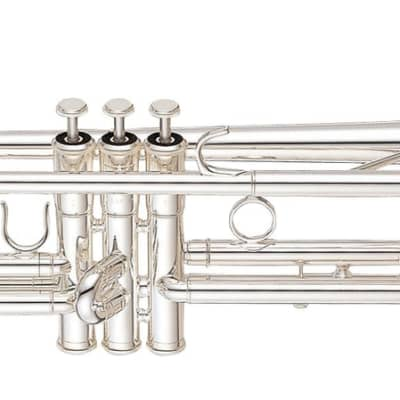 Yamaha YTR-4335GSII Silver-Plated Intermediate Trumpet