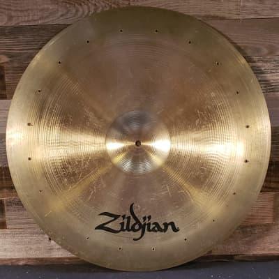 Used Zildjian A Swish Knocker Cymbal 22