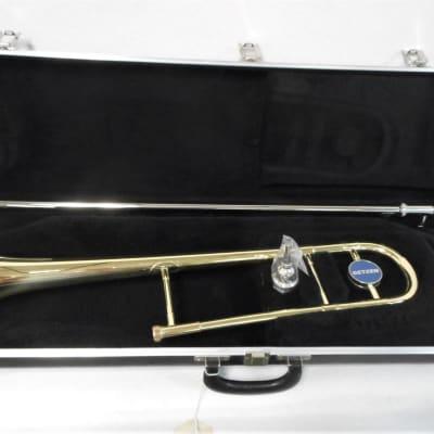 Getzen  351 Small Bore Tenor Trombone Brass