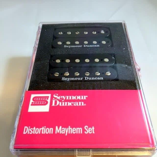new seymour duncan distortion mayhem sh 6 set 11108 21 b reverb. Black Bedroom Furniture Sets. Home Design Ideas