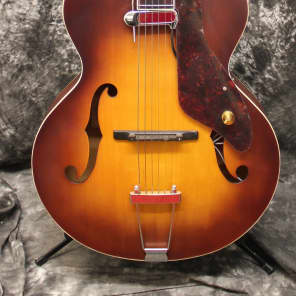 Gretsch New Yorker G9555 Archtop Acoustic Electric Guitar for sale