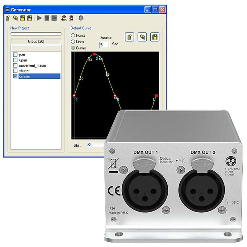 Dmx Lighting Software