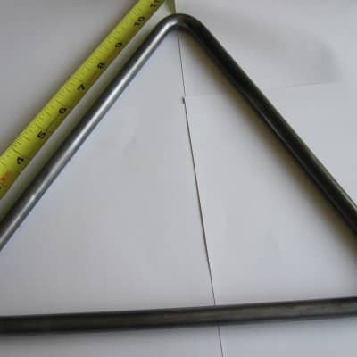 "11"" Heavy Vintage Triangle"