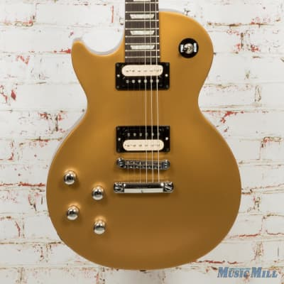 2013 Gibson Les Paul Future Tribute Gold Top Grovers w/Bag x1510