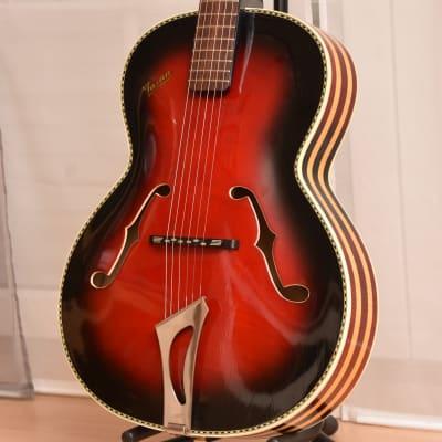 Franz Sander FASAN – 1960s German Vintage Archtop Jazz Guitar / Gitarre for sale