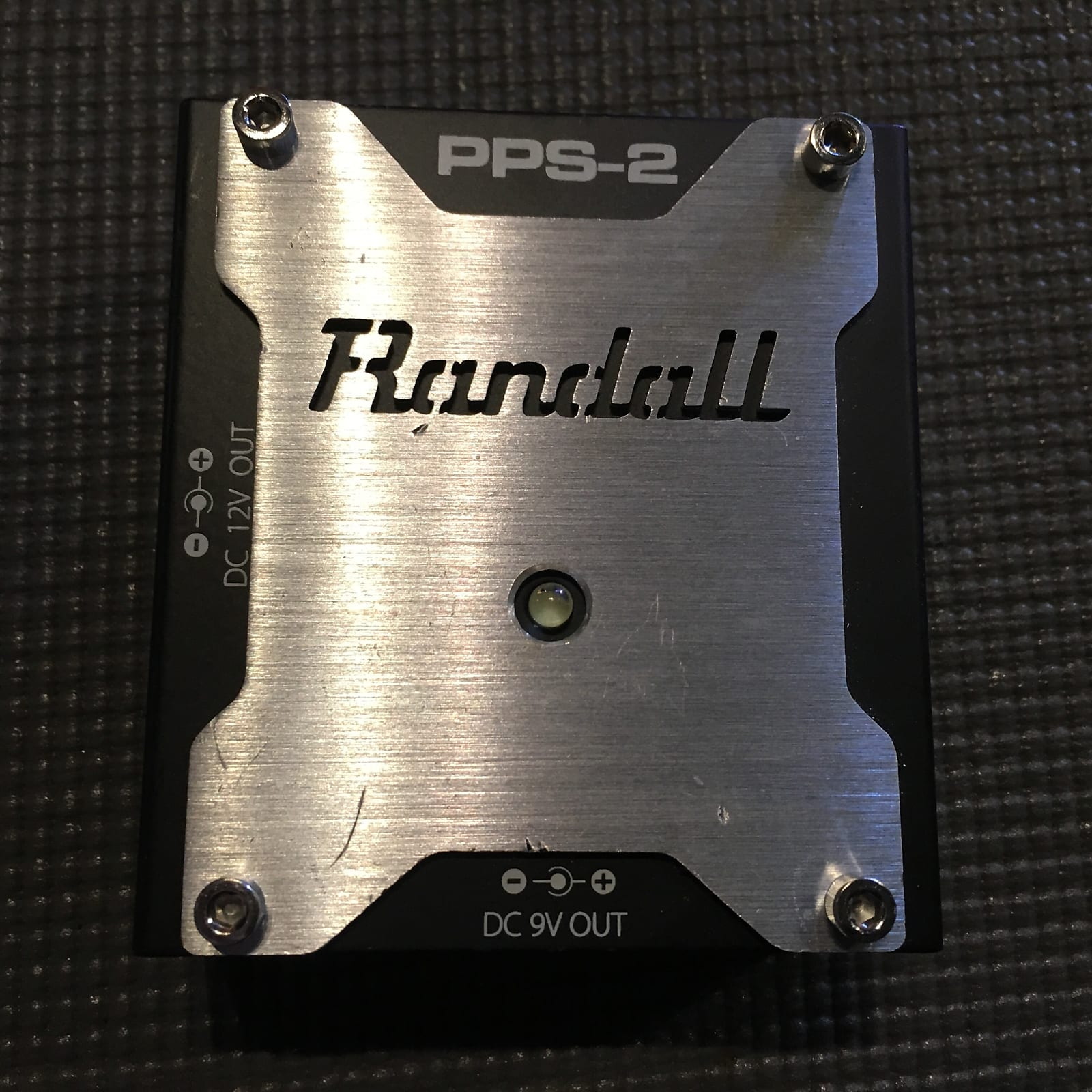 Randall Amplification PPS-2 Multi-Voltage Pedalboard Power Supply