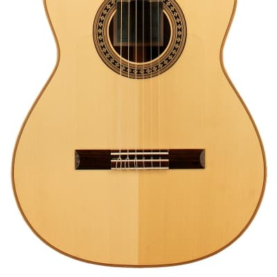 Loriente Carmen Negra Flamenco Guitar Spruce/Indian Rosewood for sale