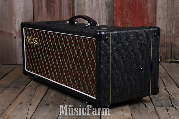 vox ac15ch custom head electric guitar amplifier head 15 watt reverb. Black Bedroom Furniture Sets. Home Design Ideas