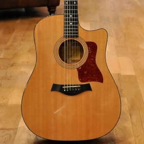 Taylor 310ce Dreadnought Acoustic-Electric Guitar