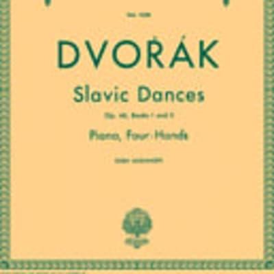 Slavonic Dances, Op. 46 - Books 1 & 2