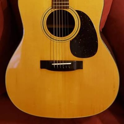 Conn F-12 Acoustic Guitar Japanese 1970's Very Nice for sale