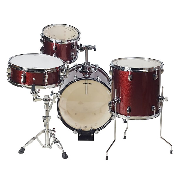 new ludwig lc179x025 breakbeats by questlove 4 piece drum set reverb. Black Bedroom Furniture Sets. Home Design Ideas