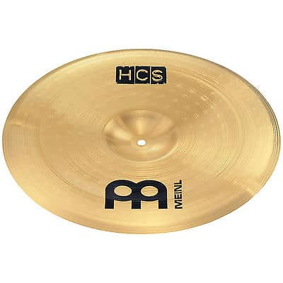 "Meinl 12"" HCS China Cymbal HCS12CH"