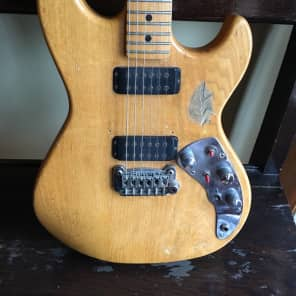 G&L F-100 Series II 1981 Natural for sale