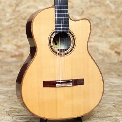 OKITA GUITARS Classic Cutaway Italian Spruce/Venezuelan Rosewood for sale