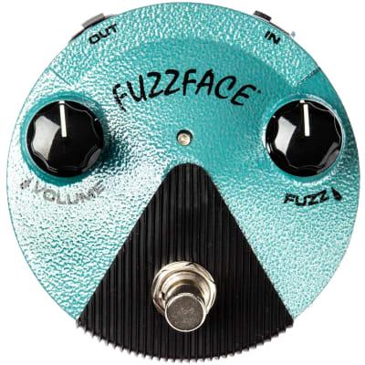 Dunlop Jimi Hendrix Fuzz Face Mini Distortion Pedal for sale
