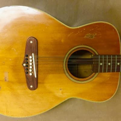 1969 Fender Villager 12-string