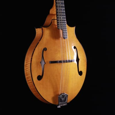 Weber Yellowstone 2 Point Mandolin - Express Shipping - (WE-005) Serial: 15302006 - PLEK'd for sale
