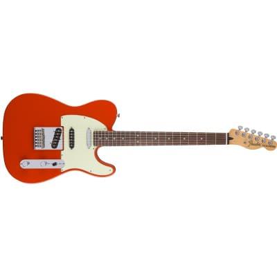 Fender Deluxe Nashville Telecaster, Fiesta Red for sale