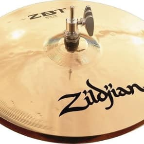 "Zildjian 13"" ZBT Hi-Hat Cymbal (Top) 2004 - 2019"